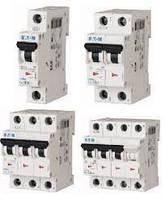 Автоматический выключатель EATON (MOELLER) PL6-C63/1