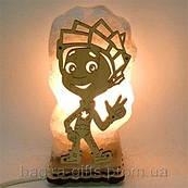 Соляний світильник Фиксик 5