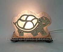 Соляний світильник маленька Черепаха