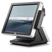 POS-термінал HP Intel Core2Duo E7400 2/4GB RAM HDD/SSD POS-терминал для кафе моноблок Б/У