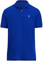 Футболка поло Polo Ralph Lauren (ориг.бирка) синий