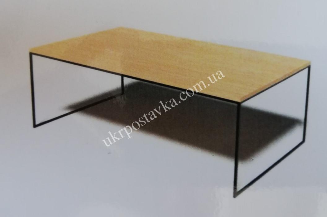 "Журнальный столик LOFT ЛОФТ ""Патио"" 550х800х470 мм"