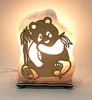 Соляная лампа Панда