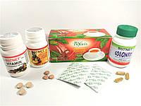 Комплекс очистки организма от аллергенов, шлаков, токсинов, паразитов BIONET Венгрия
