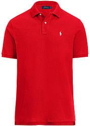 Футболка поло Polo Ralph Lauren (ориг.бирка) красный