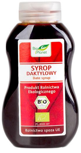 Финиковый сироп органический, 330 мл, Bio  Planet