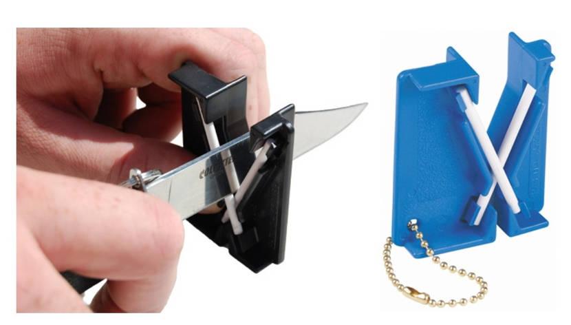 Карманное точило, портативная точилка для ножа, фото 2