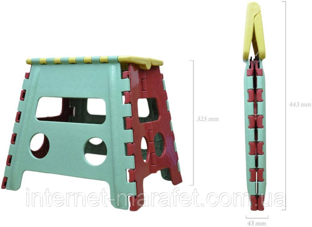 Раскладной стульчик для взрослых