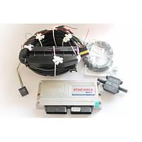 Электроника  STAG-300 ISA2, 6 цил., разъем тип Valtek, без датчика темп. ред., LED-300