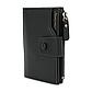 Мужской Кошелек Бумажник Baellerry (D1281) Черный, фото 2