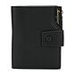 Мужской Кошелек Бумажник Baellerry (D1281) Маленький для Карточек с Монетницей Черный, фото 3