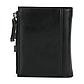 Мужской Кошелек Бумажник Baellerry (D3206) Черный, фото 5