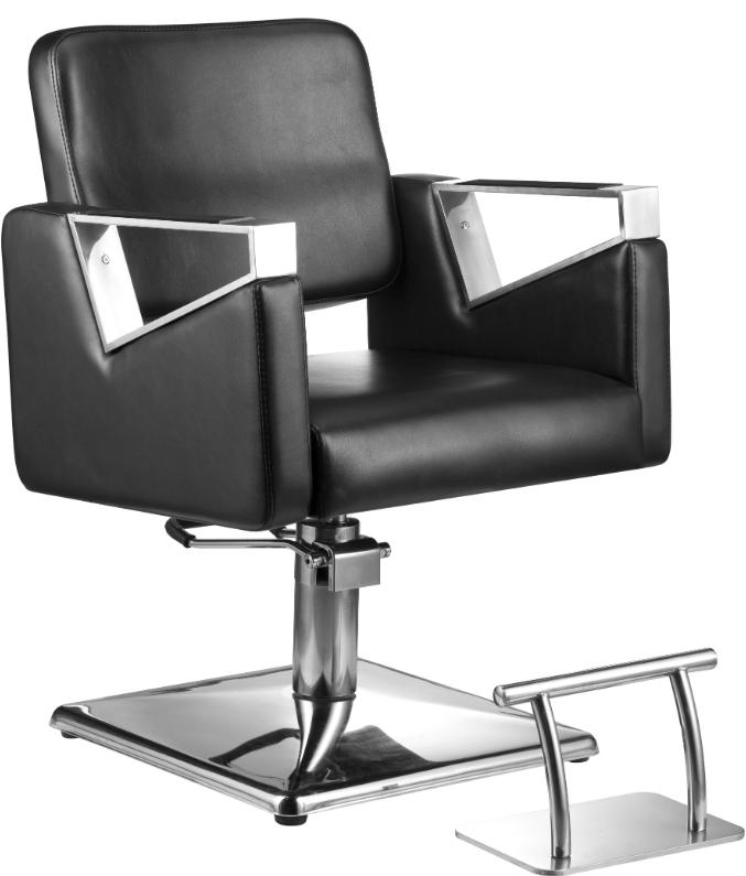 Парекмахерское кресло TOMAS + подставка для ног