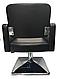 Парекмахерское кресло TOMAS + подставка для ног, фото 4