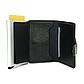Картхолдер Кредитница с Зажимом для Купюр Baellerry (K9110) Защита от Считывания RFID Черный, фото 6