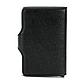 Картхолдер Кредитница с Зажимом для Купюр Baellerry (K9110) Защита от Считывания RFID Черный, фото 5
