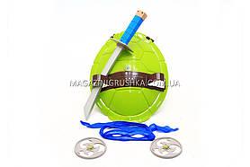 Набор оружия черепашки-ниндзя «Леонардо» - 300151A