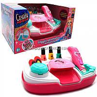 Набор для маникюра детский FUN GAME «Студия красоты» (сушка для ногтей, лак, дозатор), 7422
