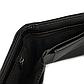 Мужской Кошелек Бумажник Baellerry (DA401) Черный, фото 8