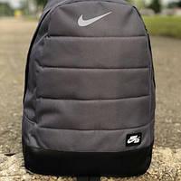 Рюкзак  Nike AIR (Найк) серый
