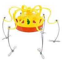 Настольная игра Shantou Сумасшедшая корона с едой (1111-91), фото 2