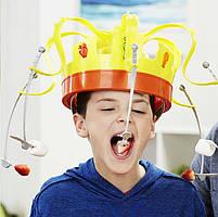 Настольная игра Shantou Сумасшедшая корона с едой (1111-91), фото 3