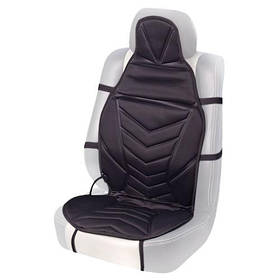 Накидка на сид. ZL8266 BK (117x50см) с подогр. высокая/перекл. (ZL8266 BK)