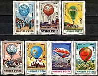 Венгрия 1983 воздушный шар - MNH XF
