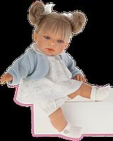 Antonio Juan, кукла ANY COLETAS blue (Кукла Эни в костюмчике), 37 см