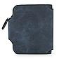 Женский Кошелек Baellerry Forever Mini (N2346) Маленький Замшевый на Кнопке для Карточек Темно-Синий, фото 5