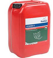 Кислотное моющее дезинфицирующее средство 24 кг Higienic-K для молочного оборудования FARMA (Нидерланды)