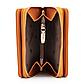 Женский Кошелек Бумажник Маленький на Молнии для Карточек Weichen (C8572-7) Оранжевый, фото 8