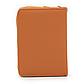 Женский Кошелек Бумажник Маленький на Молнии для Карточек Weichen (C8572-7) Оранжевый, фото 5