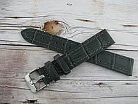 Ремешок кожанный, ширина - 18мм. Ремешок для часов., фото 1