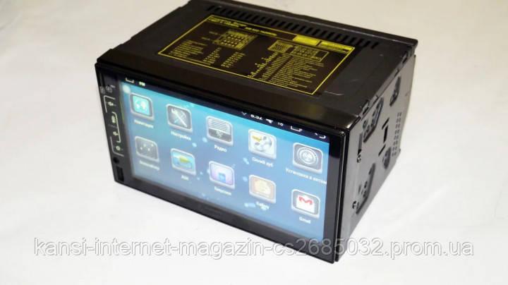 Автомагнітола 2DIN 6303 Android GPS DVD