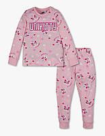 Детская пижама на девочку C&A Германия Размер 116, 122