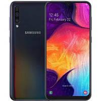 Смартфон Samsung Galaxy A50 2019 SM-A505F 4/64GB Black (SM-A505FZKU) (12 мес. гарантия)