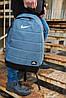 Рюкзак Nike AIR (Найк) сірий