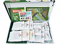 Мозаика Cubika Wooden pixel 5 Pirates 14910 Разноцветный