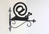 Подставка (крепление) для подвесного цветка Улитка 3, фото 1