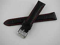 Ремешок кожанный, ширина - 18мм. Ремешок для часов, натуральная кожа., фото 1