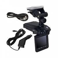 Автомобільний відеореєстратор DVR 198, відеореєстратор, автомобільна камера, реєстратор, фото 1