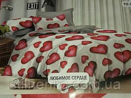 Комплект постельного белья бязь Тиротекс