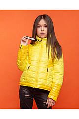 Весенняя модная куртка для девочки ТМ Барбаррис vkd-23 Размеры 134 - 164