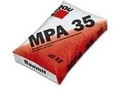 Штукатурка цементная машинная Баумит МПА35 (Baumit MPA 35) 25 кг.