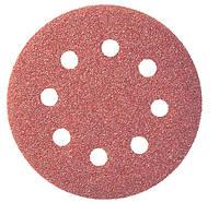 Шлифовальный круг на липучке 125 мм