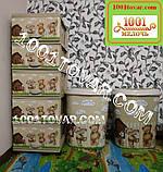 """Комод пластиковый, с рисунком """"Медвежата"""", 2 ящика, фото 3"""