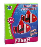 """Набор для творчества - шитье """"Рыбки"""", код: 951892"""