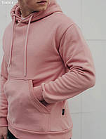 Толстовка Staff pink basic fleece