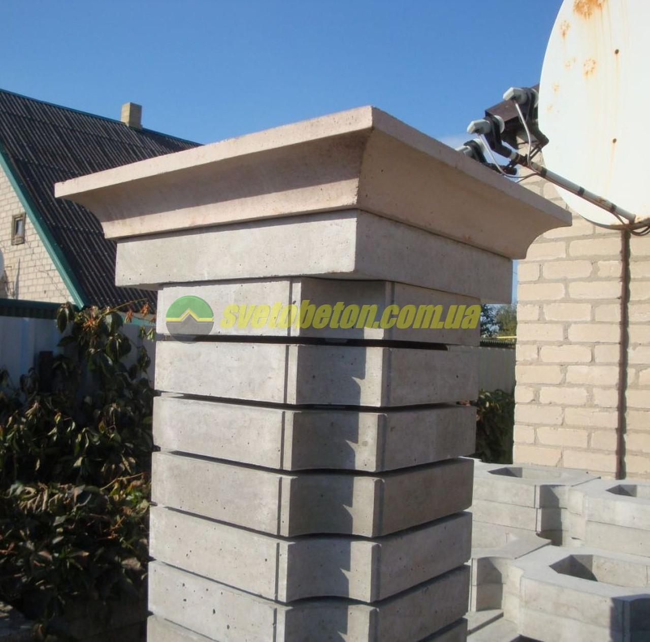 Парапет из бетона купить бетон ханты мансийск
